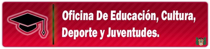 oficina de educacion cultura deporte y juventudes